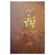 کتاب شرح کامل فیه ما فیه اثر مولانا